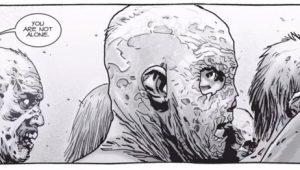 Шепчущиеся — комикс «Ходячие мертвецы» теперь в сериале