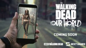 Игра Ходячие мертвецы — The Walking Dead: Our World