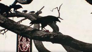 Новая анимационная заставка в 9 сезоне Ходячих мертвецов